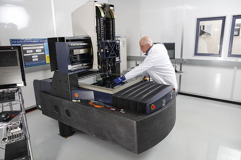 livraison de la machine de mesure tridimensionnelle Smartscope