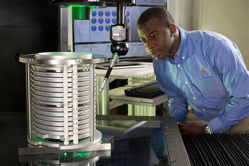 Utilisation de la machine de mesure 3D Smartscope